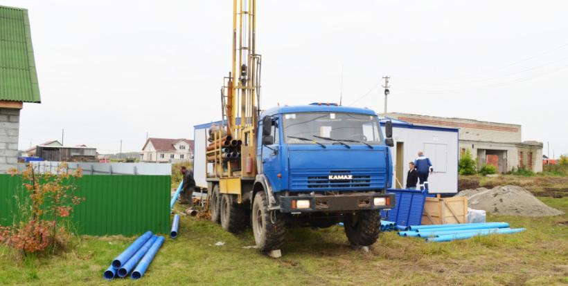 Бурение скважин недорого в Уфе и Башкортостане