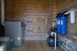 Монтаж водоснабжения, канализации и отопления в Уфе