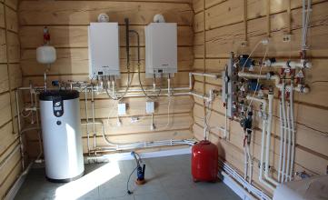 Монтаж водоснабжения под ключ в частном доме Владимирская область