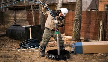 Обустройство скважин на воду недорого в Уфе