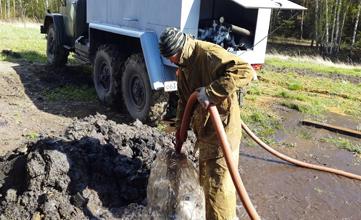 Промывка скважин на воду в Уфе и Башкортостане