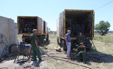Видеобследование скважин на воду в Уфе и Башкортостане