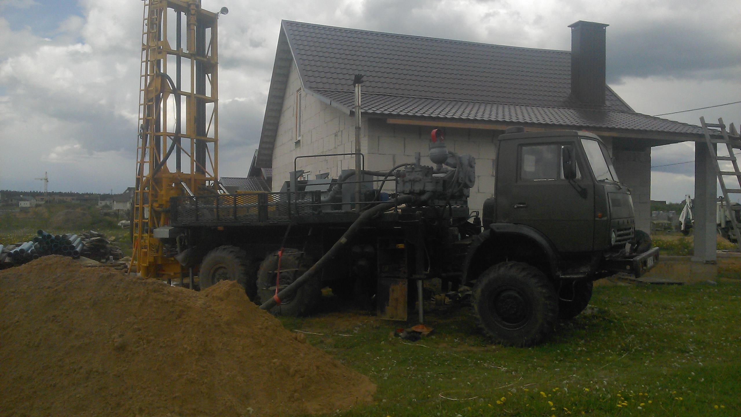 Бурение скважин на известняк в Уфе и Башкортостане
