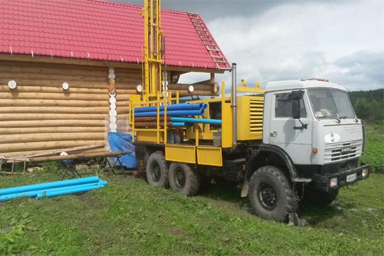Бурение скважин на воду в Башкортостане