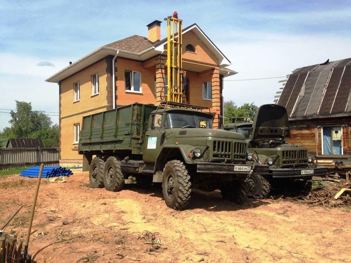 Стоимость бурения скважин в Уфе и Башкортостане
