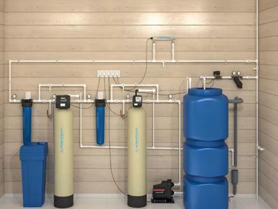Монтаж системы водоснабжения в Уфимском районе